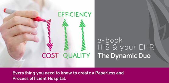 eBook - HIS and your EHR the dynamic duo