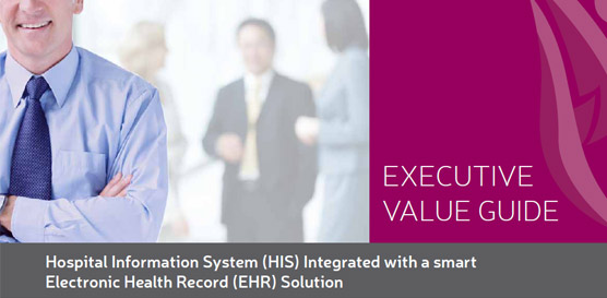 Lifetrenz eBook : HIS with EHR - Executive Value Guide