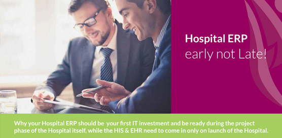 Lifetrenz eBook - 'Hospital ERP - Early Not Late'