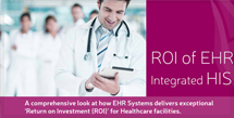 Lifetrenz eBook - RoI of EHR Integrated HIS